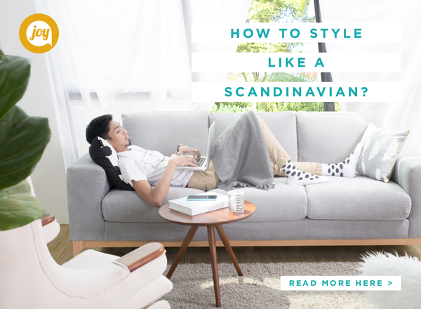 How to style like the Scandinavian