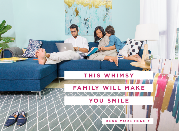 This Whimsy Family Will Make You Smile