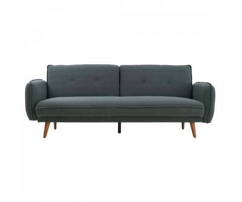 Tupplur 3 Seater Sofa Bed (Peacock Green)