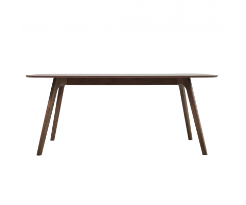 RODEN DINING TABLE (WALNUT)