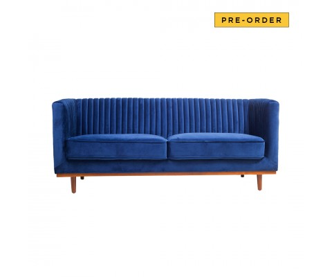 Freida 2 Seater (Regal Blue)