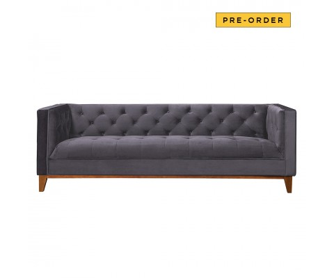 Karl 3 Seater (Ash Grey)