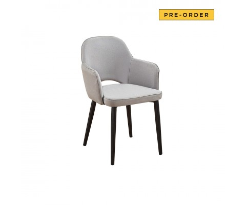 Novae Dining Chair (Light Grey)