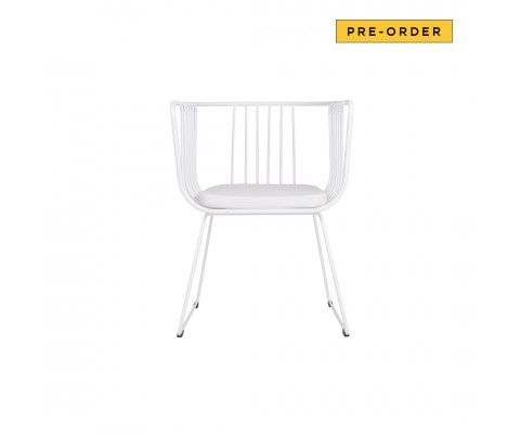 STANCY CHAIR (White)