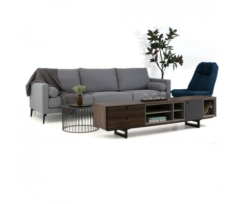 Scott 3 Seater Living Combo A