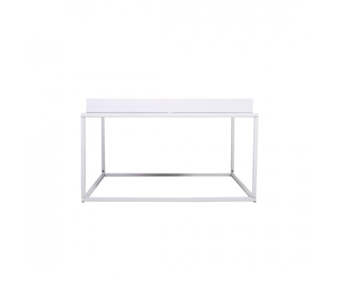 Aere L Coffee Table (White)