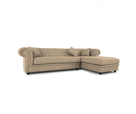 Chesterfield L-Shape Sofa