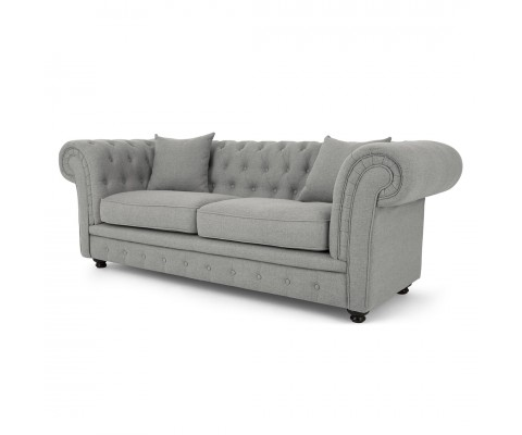 Chesterfield 2 Seater (Easy Clean Fabric)