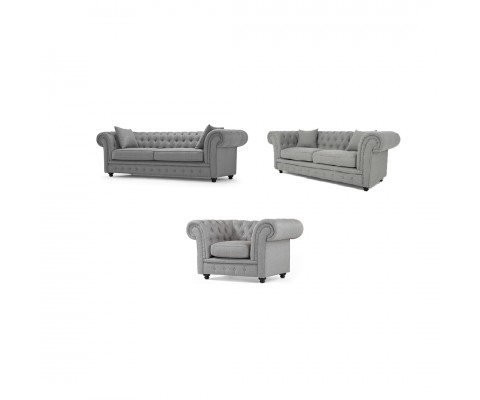 Chesterfield Sofas Set