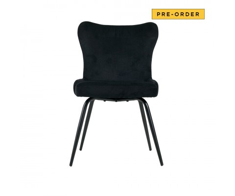 Kirva Side Chair (Black)