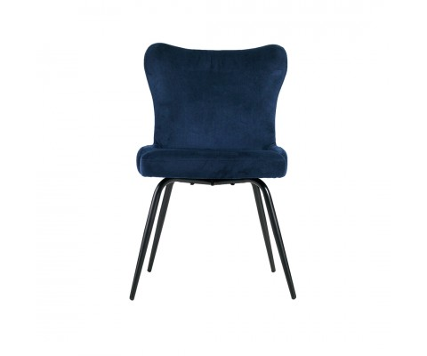 Kirva Side Chair (Blue)