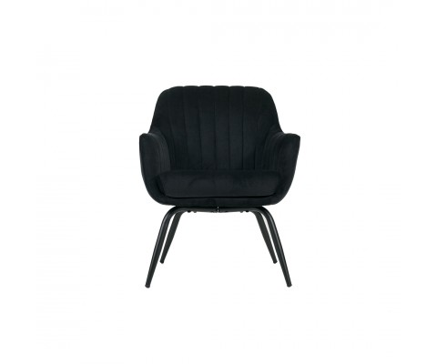 Skriva Lounge Chair (Black)