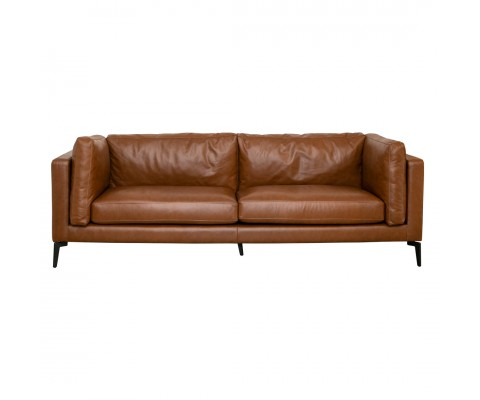 Cavelier 3 Seater Sofa (Leather)