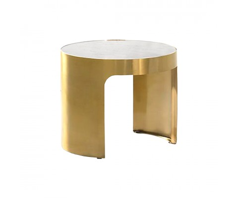 Gyllene Side Table