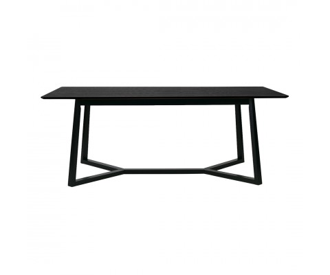 Flott Dining Table (Black)