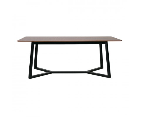 Flott Dining Table (Walnut)