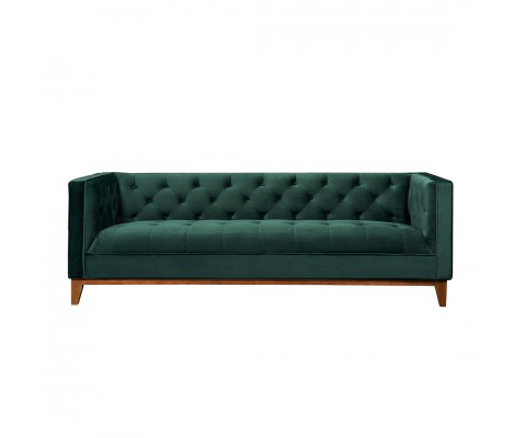 Karl 3 Seater (Green)