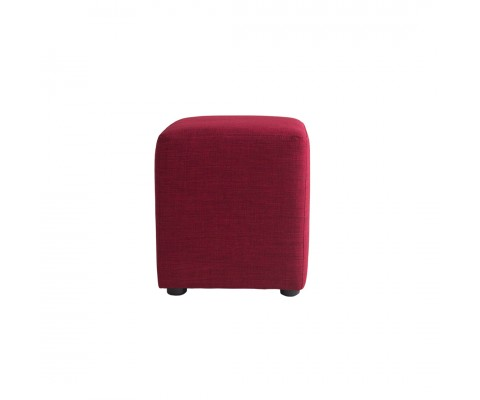 Herby Square Stool