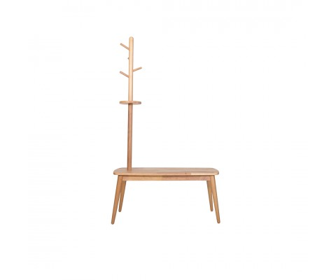 Rajurt Coat Hanger Bench