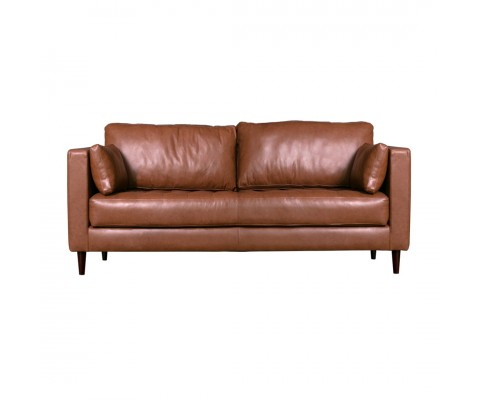 Herre 2 Seater Leather Sofa