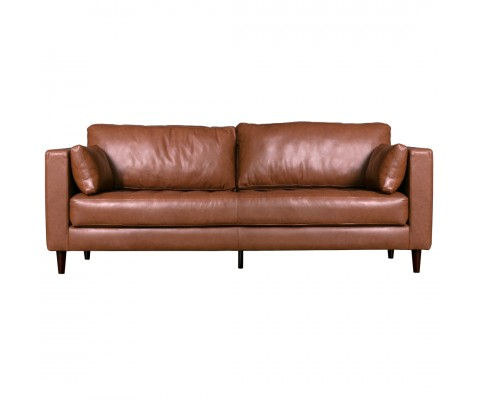 Herre 3 Seater Leather Sofa