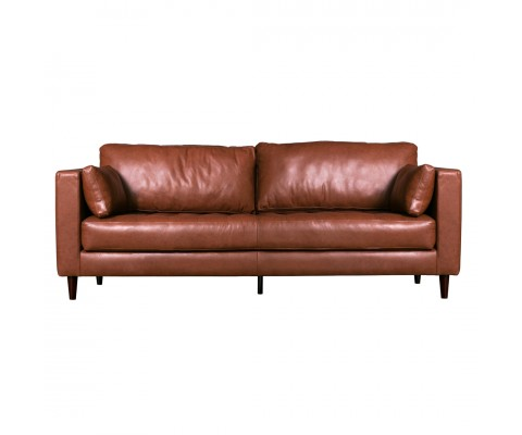 Herre 3 Seater Sofa (PU Leather)