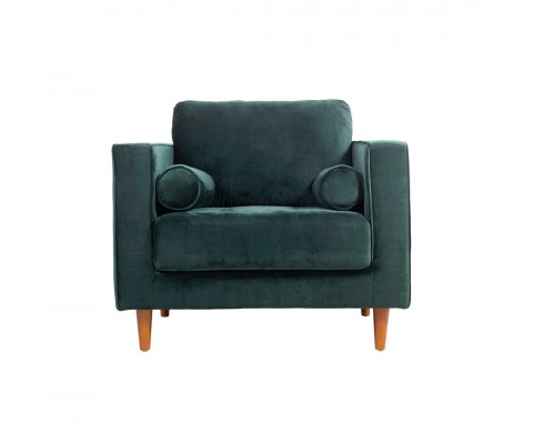 Ludvig Armchair (Emerald Green)