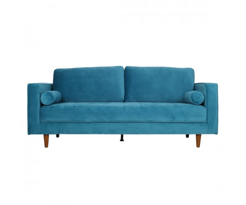 Ludvig 3 Seater (Turquoise)