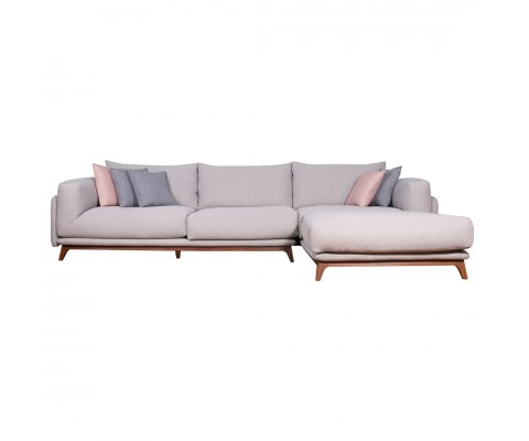 Fjanka L-Shaped Sofa (Left Side)
