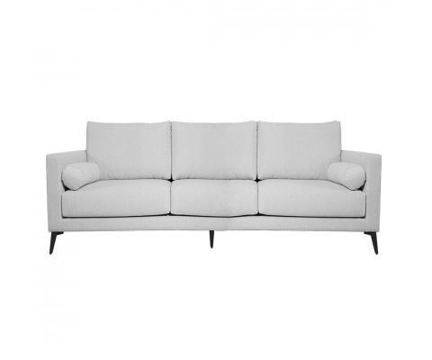 Scott 3 Seater Sofa (Light Grey)