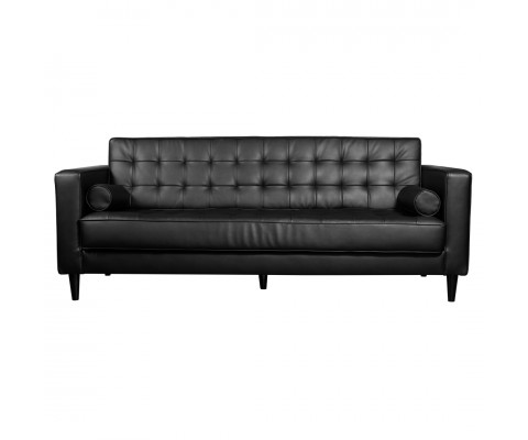 Morgan 3 Seater Sofa (PVC Faux Leather)