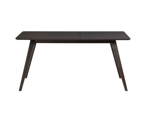 Cadell Dining Table (Dark Chestnut)