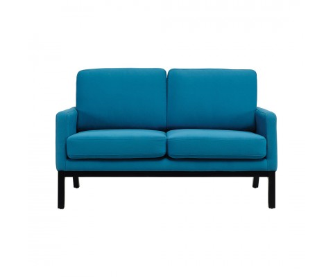 Ceres 2 Seater Sofa (Teal)