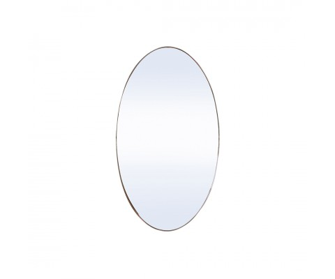 Crocus Oval Mirror
