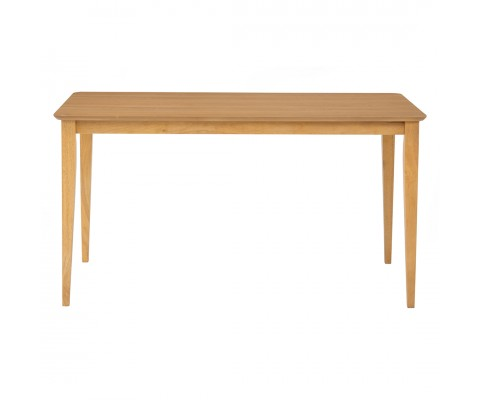 Charmant 1.4M Dining Table (Natural)
