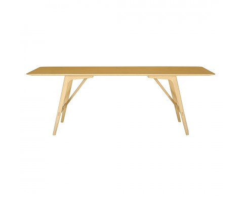 Fidel 2.2M Dining Table (Natural)
