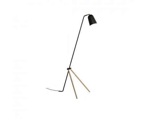 Giraffe Floor Lamp (Black)
