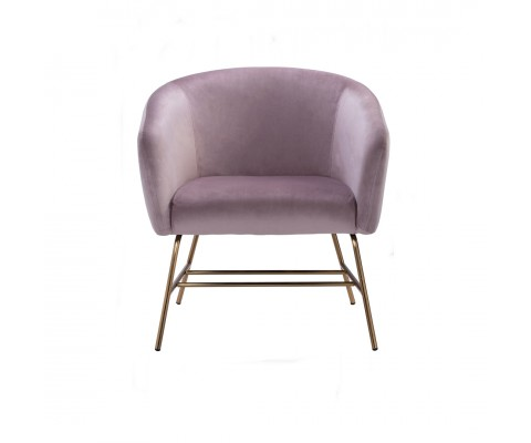 Galen Lounge Chair (Rosa)