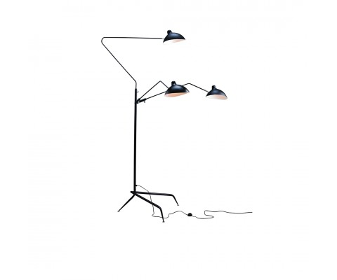 Mantis Floor Lamp (Black)