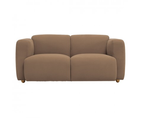 Polo 2 Seater Sofa (Sand)