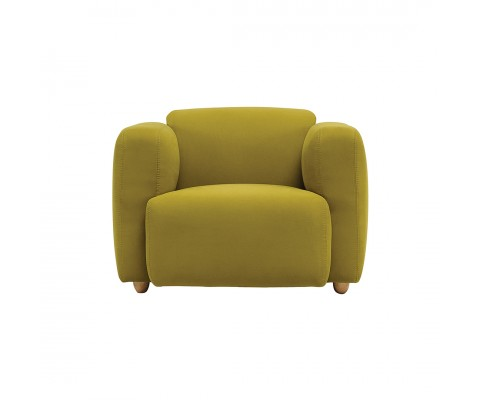 Polo Armchair (Pickle Green)