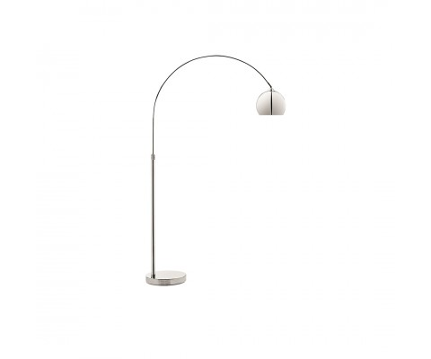 Slug Floor Lamp (Chrome)