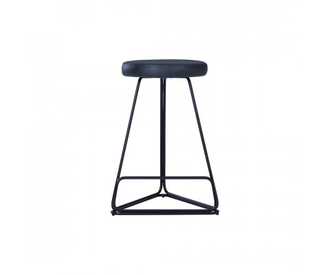 Tivona Counter Stool (Black)