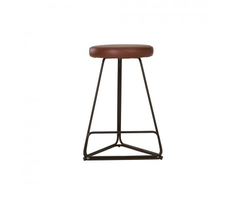 Tivona Counter Stool (Brown)