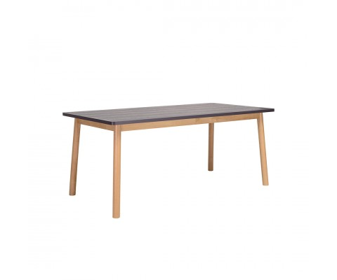 Dekel 1.8M Dining Table (Natural Grey)