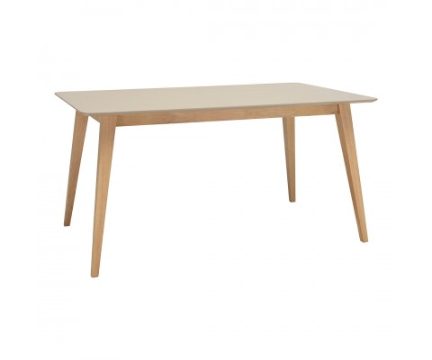 Platon Dining Table Rectangular (Natural)