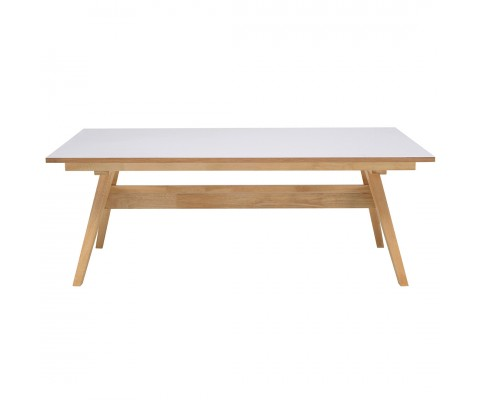 Valko 2M Dining Table (Natural)