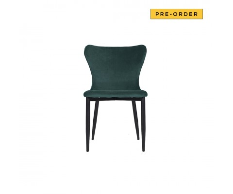 Kirkby Chair (Velvet Green)