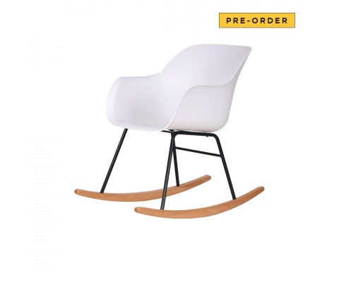 Kvall Rocking Chair (White)