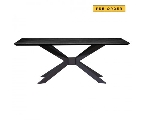 Skelett Dining Table (Black)